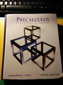 PRECALCULUS:FUNCTIONS AND GRAPHS  附光盘