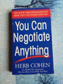You Can Negotiate Anything 学会谈判