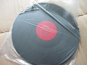 黑胶唱片:三大纪律八项注意、三八作风歌、游击队歌