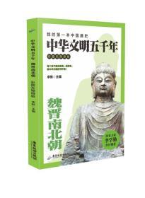 中华文明五千年:彩图无障碍版.魏晋南北朝