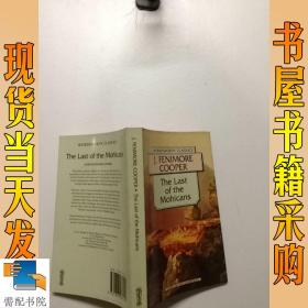 Last of the Mohicans (Wordsworth Classics) 最后的莫希干人 9781853260490