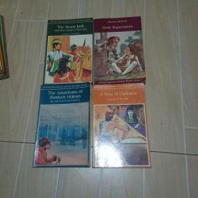 外文书9本合售具体看图