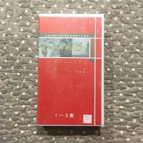 纪念中国工农红军长征胜利六十周年(长征世纪丰碑大型纪录片1-3集)  塑封开了一点