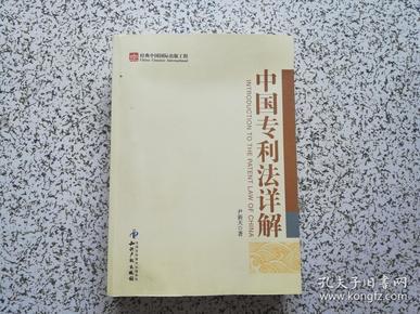 中国专利法详解