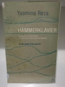 雅丝米娜· 雷札 Hammerklavier by Yasmina Reza (法国文学)英文原版书
