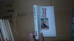 新版写真のワナ 日文原版