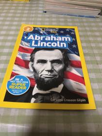 National Geographic Readers #2: Abraham Lincoln 英文原版