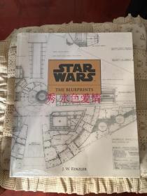 星球大战 蓝图设计设定集美精装 Star Wars - The Blueprints