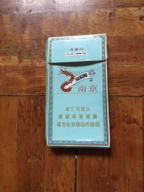 烟盒烟标   南京炫赫门