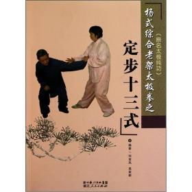 杨式综合老架太极拳之定步十三式(原名太极纯功)