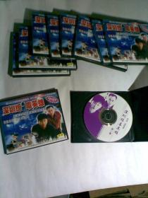10集电视剧:深圳缉毒英雄(10盒,装10张VCD光盘,请看描述)