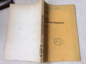 Partial Differential Equation Third Edition 偏微分方程 第三版(英文,Fritz John 著 )