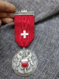 徽章 奖章 纪念章 瑞士 洛桑 1954