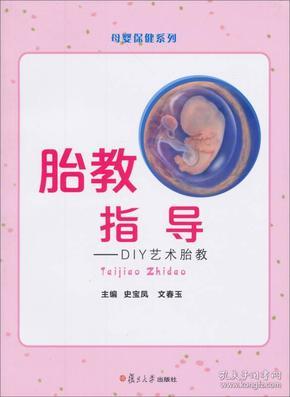 母婴保健系列·胎教指导:DIY艺术胎教