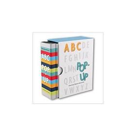 【预订】ABC Pop-Up