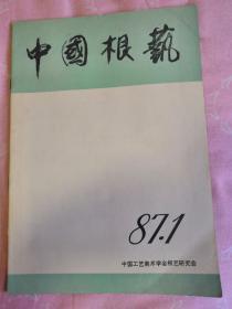 创刊号:中国根艺
