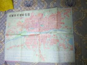1995年太原市交通导游图