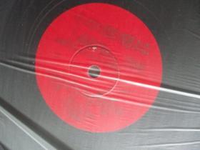 黑胶唱片:歌唱解放军、畲家姑娘会绣花