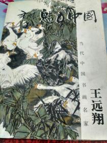 魅力中国    当代中国书画名家王远翔