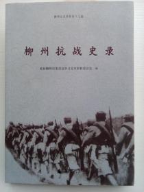柳州抗战史录
