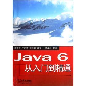 Java 6从入门到精通