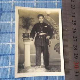 50年代海军老照片四张(18#)