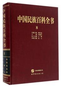 中国民族百科全书8