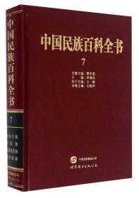 中国民族百科全书7