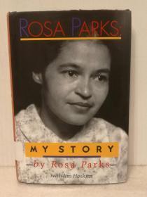 罗莎·帕克斯自传 Rosa Parks:My Story (美国黑人研究)英文原版书