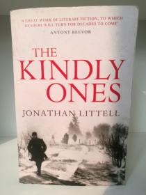 The Kindly Ones by Jonathan Littell (法国文学)英文原版书