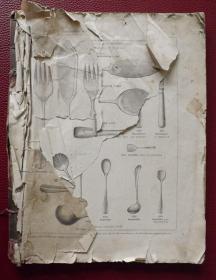 十九世纪早期西洋古董生产厂商产品图录