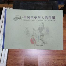 中国历史与人物图谱