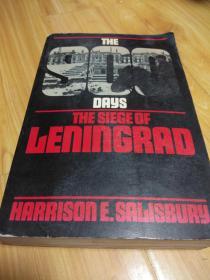 【英文原版】列宁格勒保卫战/900天-The 900 Days: The Siege Of Leningrad.