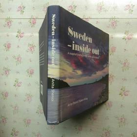 Sweden inside out【内页干净】现货