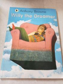 Willy the Dreamer:梦想家威利 ISBN9781406313574