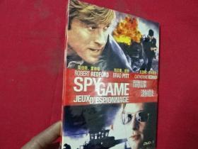 DVD -间谍游戏【原塑封】