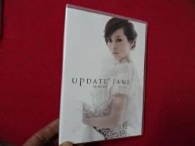 DVD -张靓颖--一碟-小册写真集