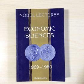 NOBEL LECTURES: Economic Sciences 1969-1980 《诺贝尔经济学奖获得者讲演集(含自传)》 ( 铜版精印   有众多演讲者肖像)