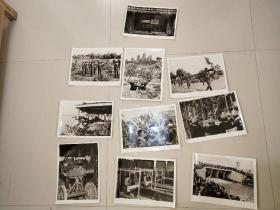 热烈庆祝柬埔寨爱国军民的伟大胜利照片