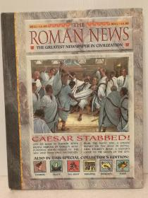 The Roman News 800 B.C. – A.D. 400   The Greatest Newspaper in Civilization (古罗马史)英文原版书