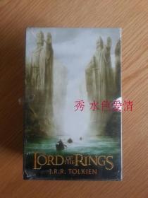 老版 魔戒 指环王 英版 盒装 平装 The Lord of the Rings Boxed Set