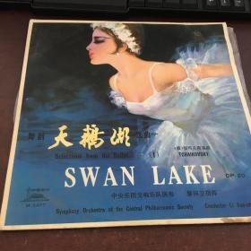 中国唱片(舞曲 天鹅湖选曲)