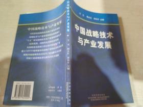 中国战略技术与产业发展
