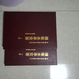 湖南水旱灾害 上下册 【中国水旱灾害专著系列】
