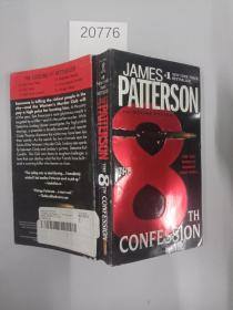 英文原版 】 JAMES PATTERSON TYE 8 TH CONFESSION詹姆斯·帕特森第8次忏悔