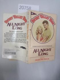 英文原版 】 SWEET VALLEY HIGH All Night long