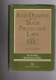 ANTI-DUMPING AND OTHER TRADE PROTECTION LAWS OF THE EECSECOND EDITION