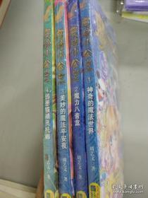 魔法小公主(全4册)