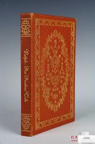 限量版,BECKFORD, William著《阿拉伯传说》Valenti Angelo 彩色插图,1945年纽约出版