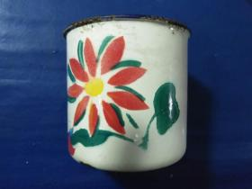 1980年搪瓷缸